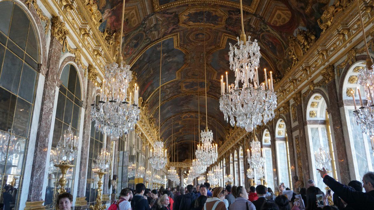ヴェルサイユ宮殿を家族で楽しむ周り方