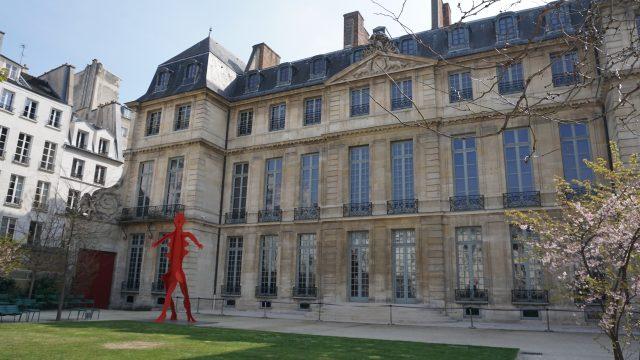 ピカソ美術館、パリの見どころ