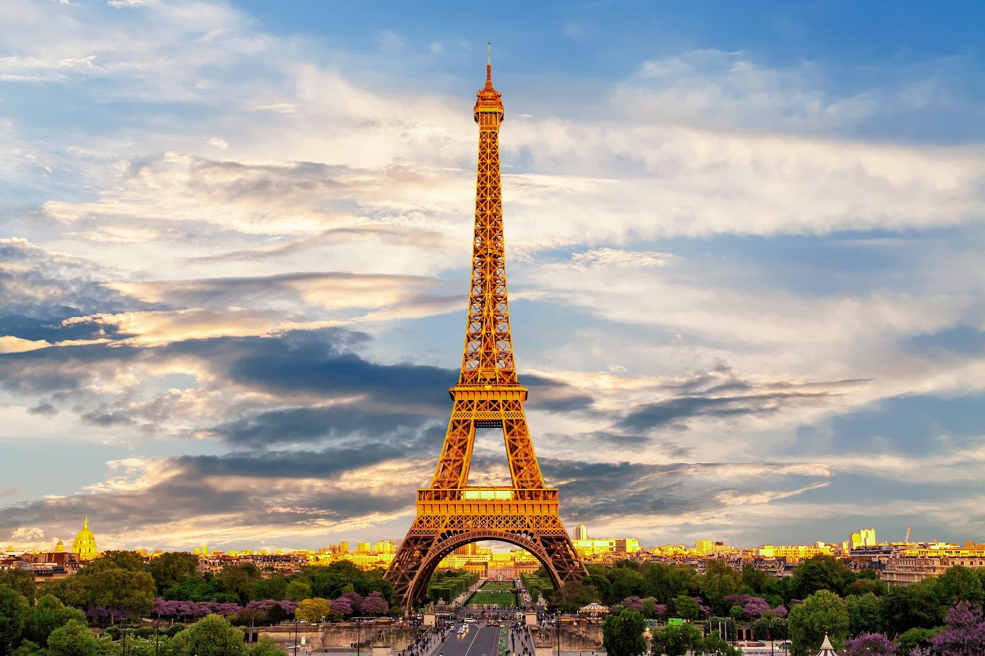 パリ旅行注意すること